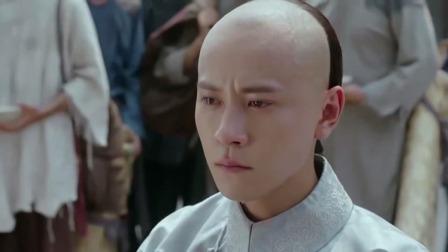 大妈饿死街头,康熙皇帝怀抱小孩当众下跪,眼泪再也控制不住了!