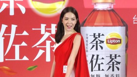 港台:曝密婚男友后首露面 许玮甯10字神回