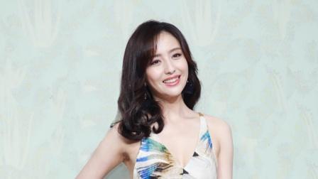 现场:佟丽娅长发秀美背超惊艳 为角色不怕吃苦