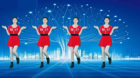 曾经火遍全网的一支广场舞¡¶小苹果¡·老歌新跳还是这么动感好看