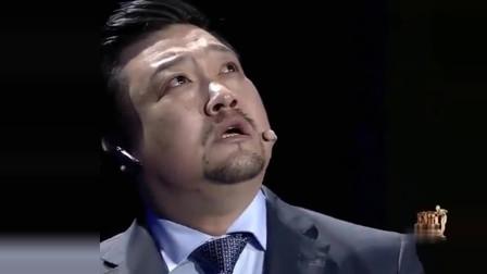 欢乐喜剧人5:贾冰演技炸裂,场下观众都落泪了!这已经不是喜剧了