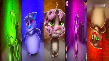 儿童动画搞笑有趣的汤姆猫小游戏