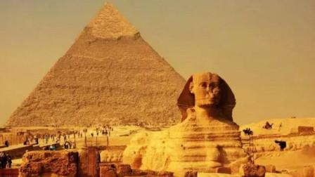 世界上最大的埃及胡夫金字塔 密室未解之谜