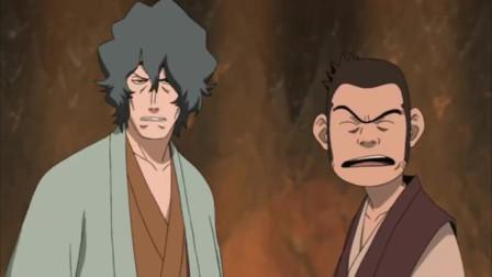 火影忍者:鸣人一伙闯过三重城寨,盗贼团首领怀疑东风是双重间谍