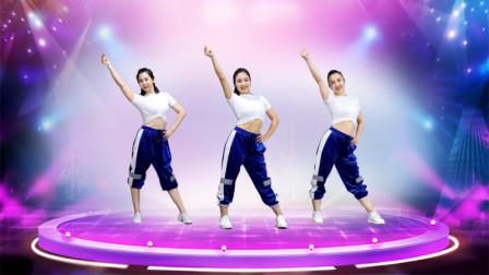 糖豆廣場舞課堂《很任性》簡單入門爵士舞教學