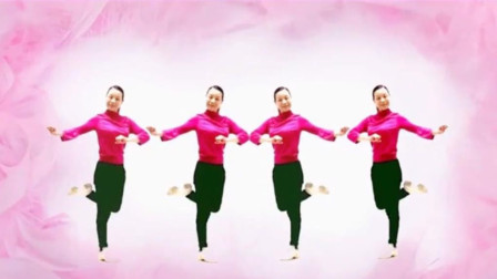广场舞《兄弟姐妹一家亲》糖豆广场舞官方舞曲