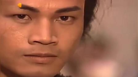 当年一部经典电视剧,洪熙官与童千斤生决斗,甄子丹帅爆了