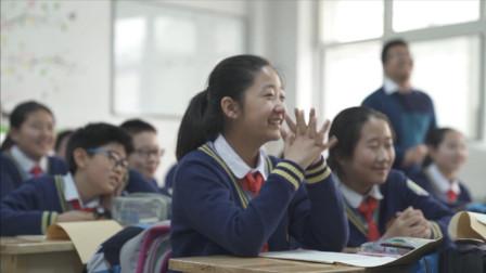 """90后语文老师课堂上说相声,""""不务正业""""却征服了大批10后小学生"""