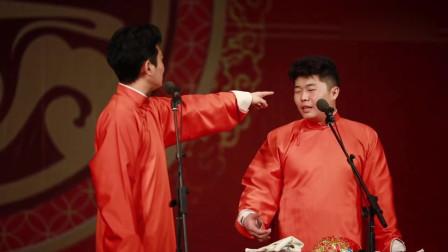 孟鹤堂批评搭档:上班不能有情绪,小先生撤掉疯了:我没有办法!