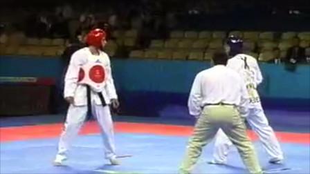 2004年跆拳道竞技韩国对阵俄罗斯