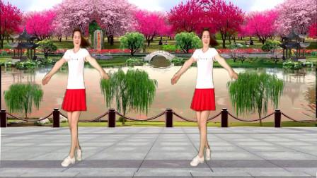24步烫脚舞《爱上一朵花》跟着节奏一起快乐瘦身!