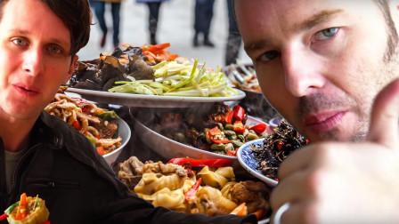中国美食又一次征服了美国人,这种美食被疯抢,老外欲罢不能