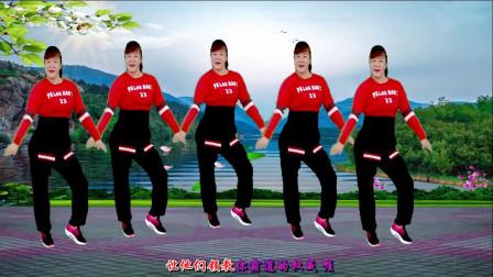 凤凰传奇经典舞曲《天下的姐妹》自由舞步32步霸气又好看!