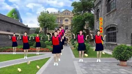 廣場舞李克勤經典老歌《護花使者》動感80年代懷舊金曲,附教學