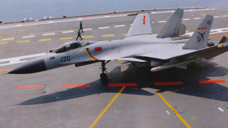 海军节开幕之际!歼15舰载机挂弹训练,国人都为之喝彩