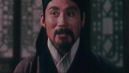 陈凯歌的父亲1984年拍的明朝古装剧,服装道具全是按照古画来还原的-双雄会