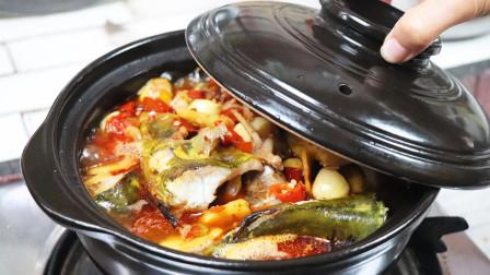 这样做的黄骨鱼特好吃,麻辣鲜香又下饭,比饭店大厨做的还好吃