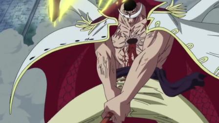 海贼王:赤犬元帅之位是黄猿主动让的?黄猿对上两个四皇一点都不怂!