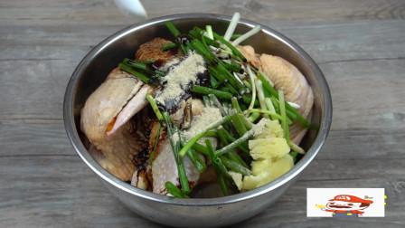 舌尖上的美食:鸡肉怎么做软烂脱骨,只需一个电饭煲,不用一滴水,简单又美味