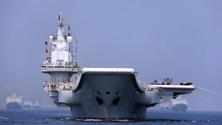 注意!我是中国海军,你已进入中国领海,请立即离开