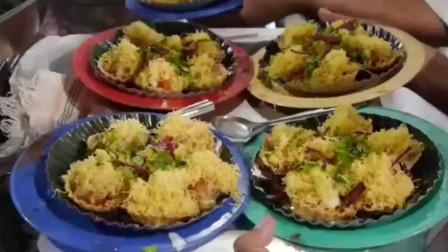 神奇国度的美食节,各色美食小吃琳琅满目,好好的吃一顿吧!