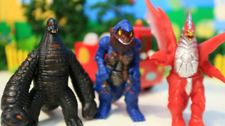 奧特曼之怪獸總動員 怪獸在尋找主人