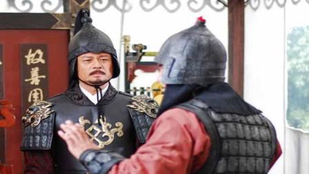 此人堪称明朝第一悍将,却被皇帝逼着杀了自己的儿子,而后自刎