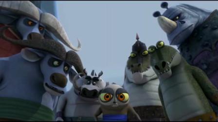 功夫熊猫:阿宝最大的错误就是?#19968;?#34507;帮忙,不仅自己被打连皇帝都危险了