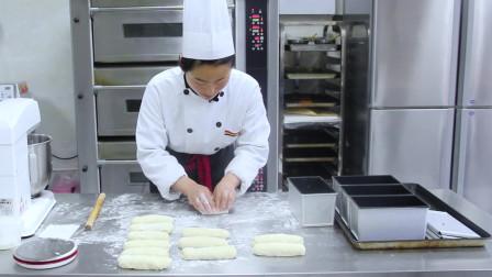 减肥美食教程!全麦吐司面包,简单易学,看完再也不用节食了!