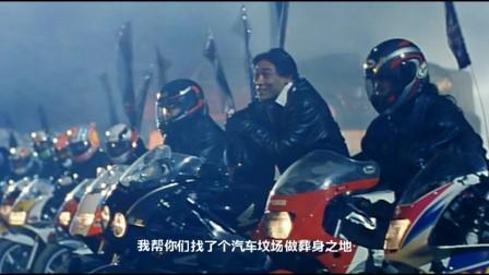 香港黑幫電影:2幫古惑仔激烈火拼,犧牲不可避免