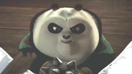 功夫熊猫:阿宝说出四象本领,这差别那么大,传人是认真的吗?