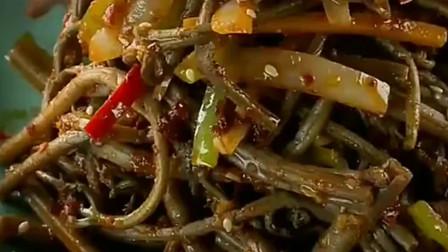 """舌尖上的中国:正宗地道的美食!有这一个霸气的名字!""""龙须"""""""