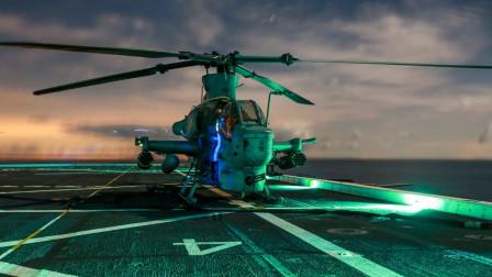 美军又走在前列,布局智能化武器,研发出AH-1Z蝰蛇武装直升机