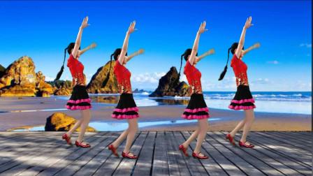 大众健身广场舞《美美哒》祝朋友爱情事业美,一切美美哒!