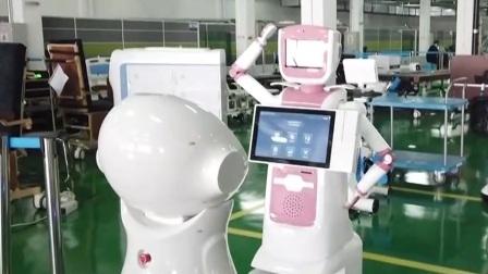 """中国机器人:我的""""家""""在新松 辽宁新闻 20190428 高清"""