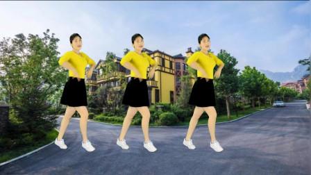 时尚动感健身广场舞《若红尘没有了你》愿相爱的人不再错过!