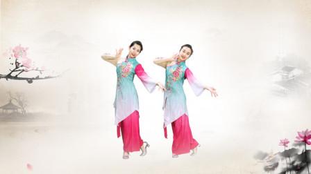 糖豆廣場舞課堂《語花蝶》雙人古典舞教學