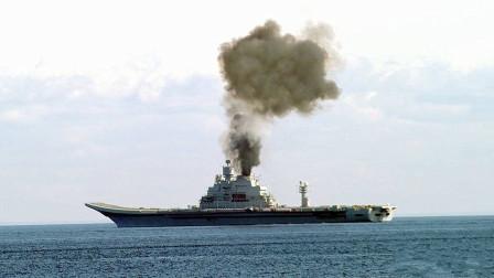 印度航母返航时发生意外,中校军官不治身亡