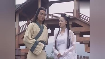 绝代双骄:怜星喜欢上江湖第一美男,邀月:他对你笑,你会死!