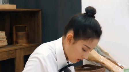 宋祖儿与黄渤录制综艺,修图前后差别真大,网友:身高说了谎