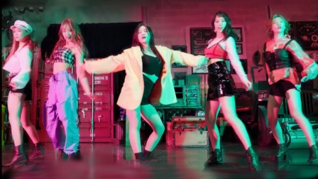 全新中韩五人女团Iluv活力短裤舞蹈出道,清爽造型勇敢秀大腿