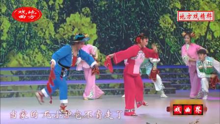 淮海戏《回娘家》表演 许亚玲 徐建军