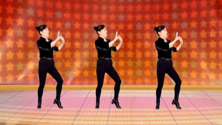 玫香广场舞《陪你到底》动感劲爆,现代舞风格,好听好看,简单易学