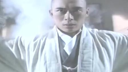 天龙八部:虚竹北冥神功一掌接住李秋水,这一掌挡住天山童姥三百年内力到手,正能量!