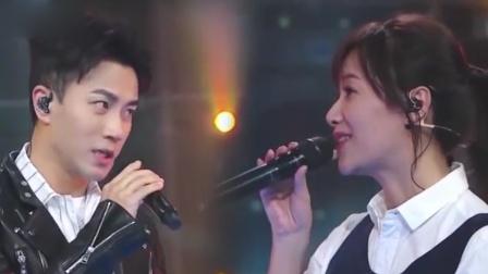 刘恺威、徐静蕾深情对唱《相思风雨中》,两个被演戏耽误的歌王!