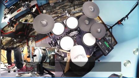 架子鼓教学,零基础入门架子鼓教程,轻松完整爵士鼓课程,与您一起学习2