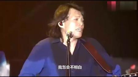 摇滚天王伍佰现场一首《晚风》声音太魔性,听前奏就瞬间沦陷了!
