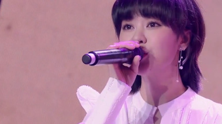 终于听到郁可唯现场演唱《知否知否》了,太好听了吧!不愧是实力派!