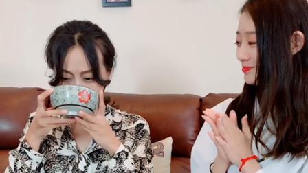 祝晓晗妹妹搞笑短剧:闺女和老妈要钱,这手段也是可以的!