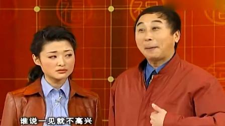 小品:周涛说上幼儿园接孩子,冯巩这反应看着也太搞笑了!